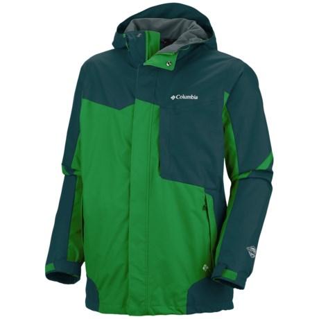 Columbia Sportswear Mezzontint II Omni-Heat® Omni-Tech® Jacket (For Men)
