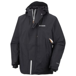 Columbia Sportswear Timber Tech Omni-Heat® Omni-Dry® Jacket - Waterproof (For Men)