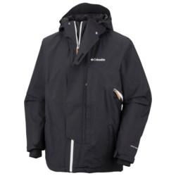 Columbia Sportswear Timber Tech Omni-Heat® Omni-Dry® Jacket - Waterproof (For Men)