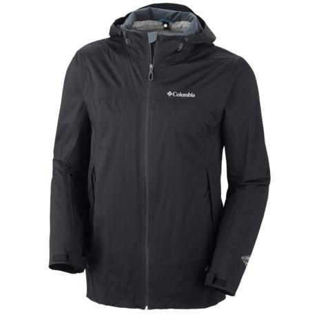 Columbia Sportswear Tracer Racer Omni-Tech® Jacket - Waterproof, Omni-Wick® EVAP (For Men)
