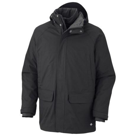 Columbia Sportswear Saskatoon Interchange Omni-Heat® Jacket - 3-in-1, Insulated (For Men)