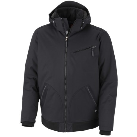 Columbia Sportswear Modern Logger Omni-Heat® Down Bomber Jacket - 700 Fill Power (For Men)