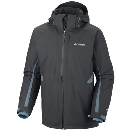 Columbia Sportswear Dynamic Blur Omni-Tech® Omni-Heat® Jacket - Waterproof (For Men)