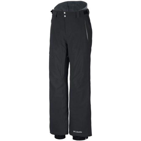 Columbia Sportswear Winter Blur Omni-Heat® Omni-Tech® Snow Pants - Waterproof (For Men)