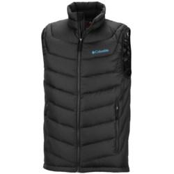 Columbia Sportswear Powerfly Omni-Heat® Down Vest - 800 Fill Power (For Men)