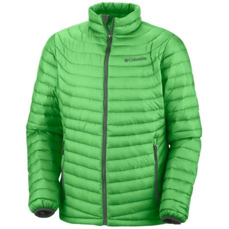 Columbia Sportswear Powerfly Omni-Heat® Down Jacket - 800 Fill Power (For Men)