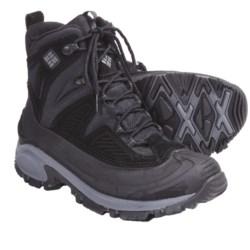 Columbia Sportswear Snowtrek Winter Boots - Waterproof, Insulated (For Men)