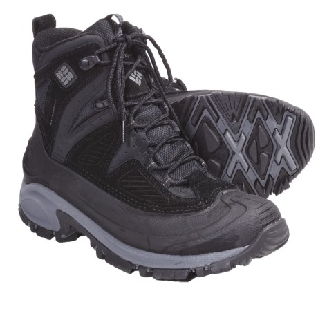Columbia Sportswear Snowtrek Winter Boots - Waterproof, Insulated (For Men)