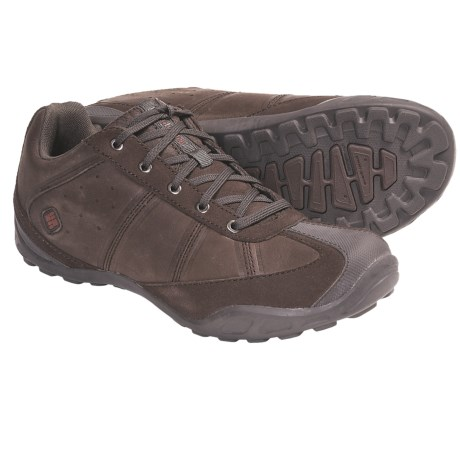 Columbia Sportswear Horton Shoes - Leather, Lace-Ups (For Men)