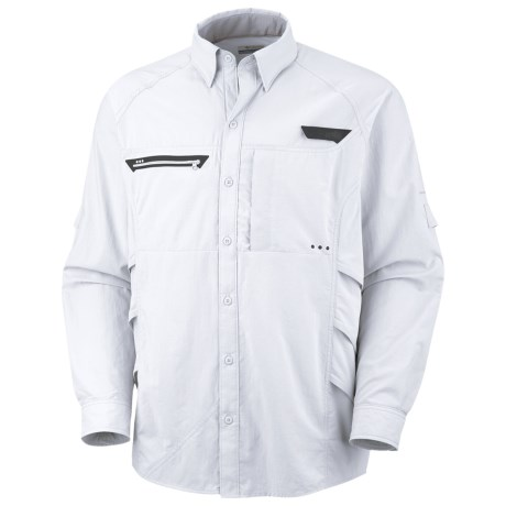 Columbia Sportswear PFG Airgill Chill Shirt - UPF 30, Long Sleeve (For Men)