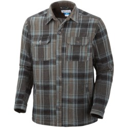 Columbia Sportswear Noble Falls Omni-Heat® Shirt Jacket - Long Sleeve (For Men)