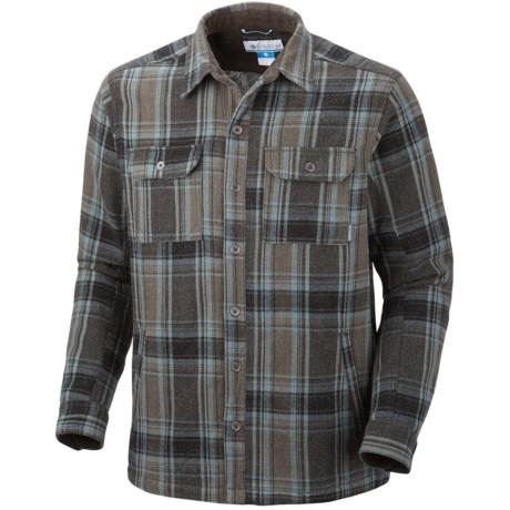 Columbia Sportswear Noble Falls Omni-Heat® Shirt Jacket - Long Sleeve (For Men)