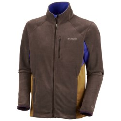 Columbia Sportswear Heat 360 II Omni-Heat® Fleece Jacket (For Men)