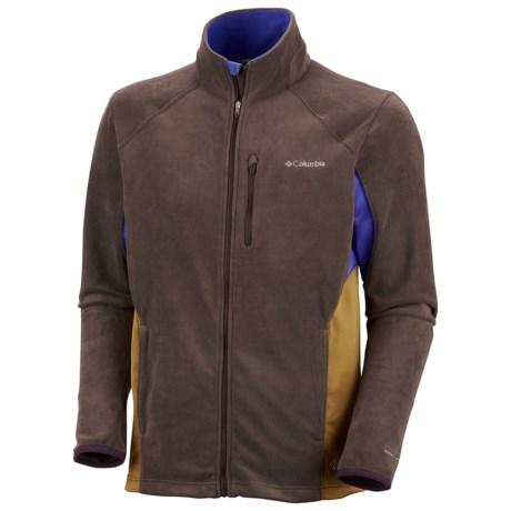 Columbia Sportswear Heat 360 II Omni-Heat® Fleece Jacket (For Men)