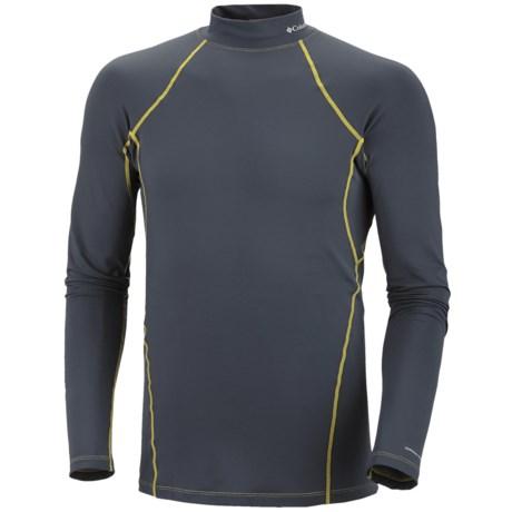Columbia Sportswear Base Layer Omni-Heat® Top - Midweight, Long Sleeve (For Men)