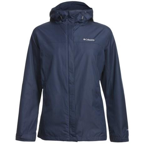 Columbia Sportswear Silver Falls Jacket (For Plus Size Women)