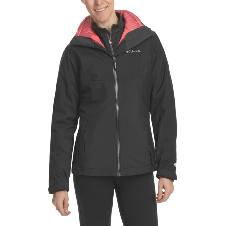 Columbia Sportswear Midnight Glades Parka - 3-in-1, Waterproof, Insulated (For Women)