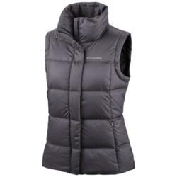 Columbia Sportswear Mercury Maven II Down Vest - 550 Fill Power (For Women)