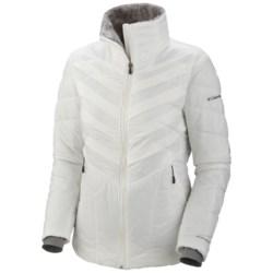 Columbia Sportswear Kaleidaslope II Jacket - Plus Size, Omni-Heat®, Insulated (For Plus Size Women)