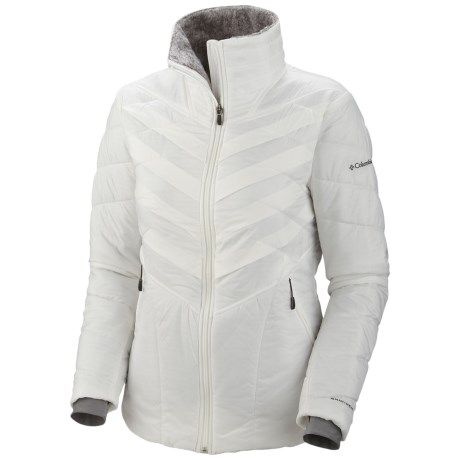 Columbia Sportswear Kaleidaslope II Jacket - Plus Size, Omni-Heat®, Insulated (For Plus Size Women)