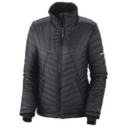 Columbia Sportswear Supa Kaleida Omni-Heat® Jacket - Insulated (For Plus Size Women)