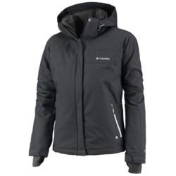 Columbia Sportswear Descent Darling II Omni-Heat®-Omni-Tech® Ski Jacket (For Women)
