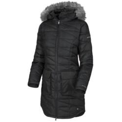 Columbia Sportswear Down Home Diva Long Jacket - 550 Fill Power (For Women)