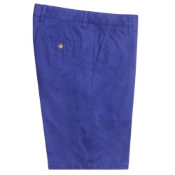Toscano Twill Shorts - Cotton (For Men)