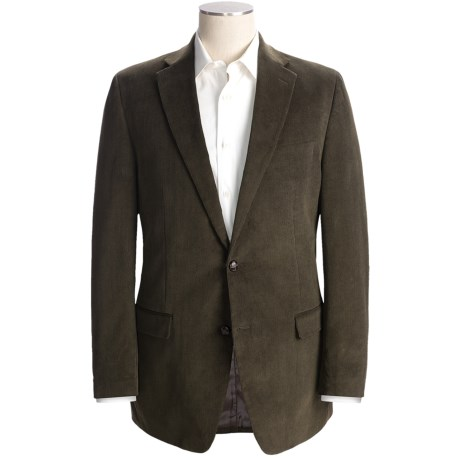 Lauren by Ralph Lauren Mini Corduroy Sport Coat - Cotton (For Men)