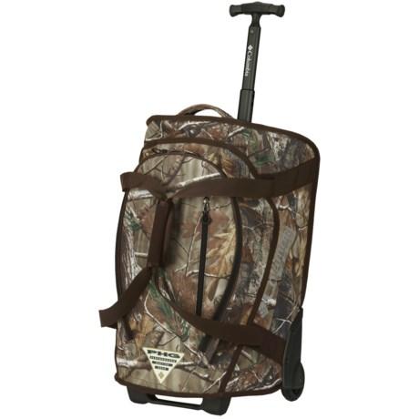 Columbia Sportswear PHG Axel Hauler 22 Rolling Duffel Bag