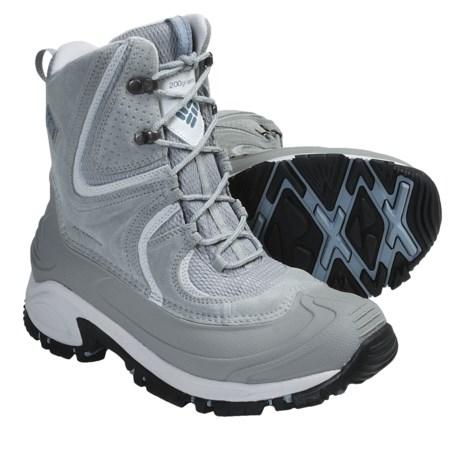 Columbia Sportswear Snowtrek Winter Boots - Waterproof, Insulated (For Women)