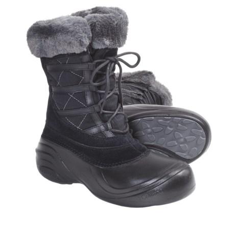 Columbia Sportswear Sierra Summette Lace Winter Boots - Waterproof (For Women)