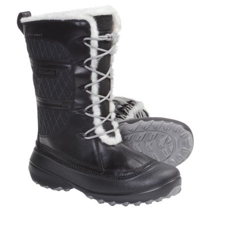 Columbia Sportswear Heather Canyon Omni-Heat® Winter Boots - Waterproof, Insulated (For Women)