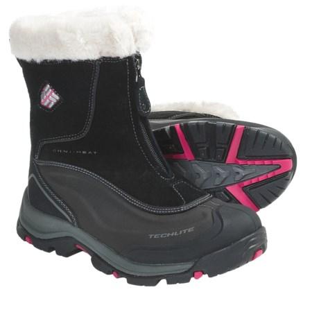 Columbia Sportswear Bugaboot Plus Zip Omni-Heat® Winter Boots - Waterproof (For Women)
