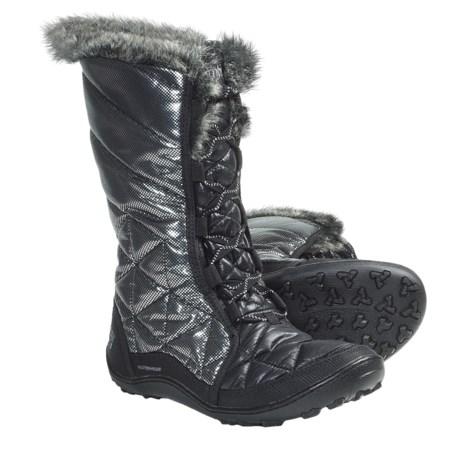 Columbia Sportswear Minx Mid Flash Omni-Heat® Winter Boots - Insulated (For Women)