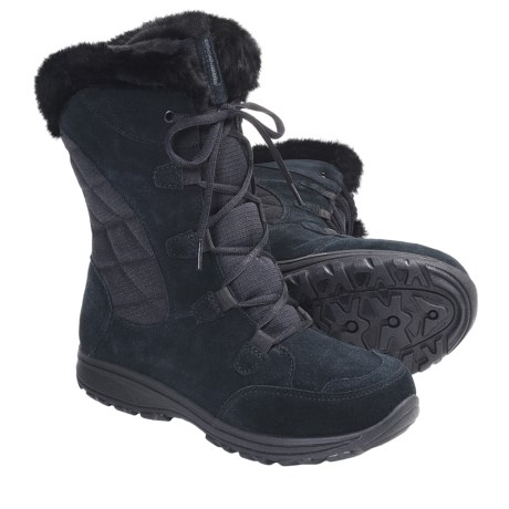 Columbia Sportswear Ice Maiden Winter Boots - Insulated, Lace-Ups (For Women)