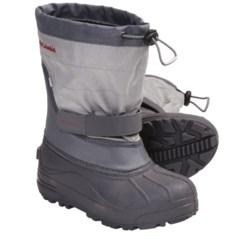 Columbia Sportswear Powderbug Plus II OutDry® Winter Boots - Waterproof (For Youth)