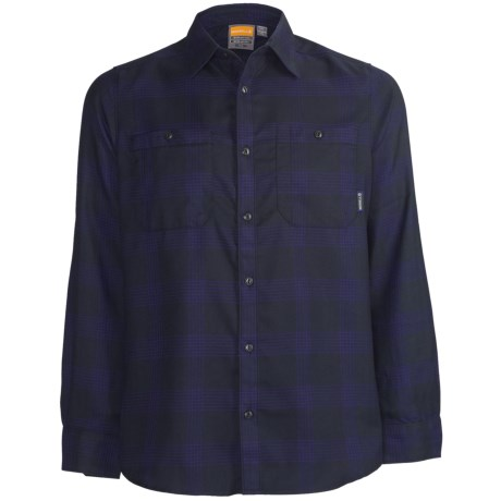 Merrell Millikan Plaid Shirt - UPF 50+, Long Sleeve (For Men)