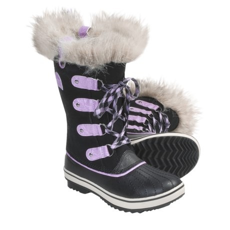 Sorel Tofino Tall Winter Boots (For Youth)