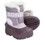 Sorel Snow Commander Winter Boots - Insulated (For Kids)