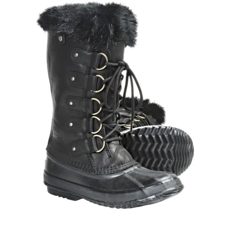 Sorel Joan of Arctic Premium Winter Boots - Waterproof, Leather (For Women)