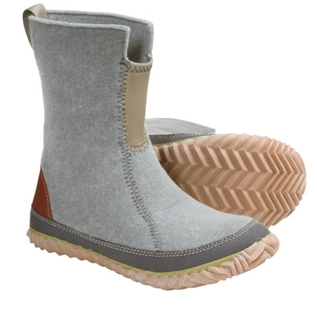 Sorel Cozy Felt Boots (For Women)