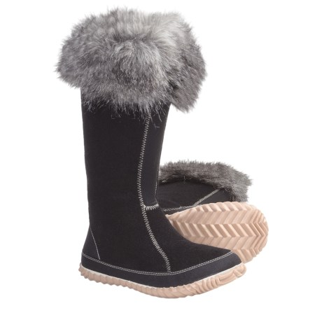 Sorel Cozy Cate Tall Boots - Recycled Felt (For Women)