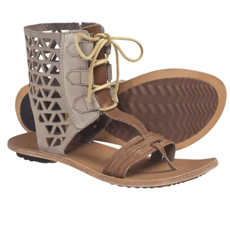 Sorel Lake Boot Sandals - Leather (For Women)