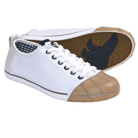 Sorel Sentry Canvas Sneakers (For Women)