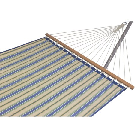Castaway by Pawleys Island Quilted Outdoor Hammock - Full Size