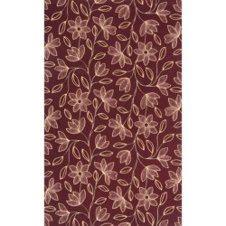"""Momeni Capris Collection Hand-Carved Wool Area Rug - 5x8"""""""