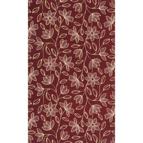 Momeni Capris Collection Hand-Carved Wool Runner - 2.5x8'