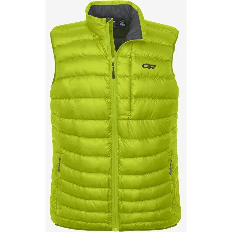 Outdoor Research Transcendent Down Vest - 650 Fill Power (For Men)