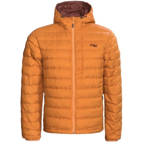 Outdoor Research Transcendent Down Hoodie Jacket - 650 Fill Power (For Men)